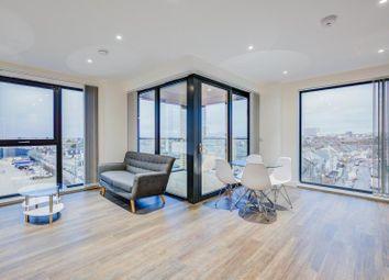 Thumbnail 3 bed flat to rent in Pannett House, Watteau Square, Grafton Quarter, Croydon