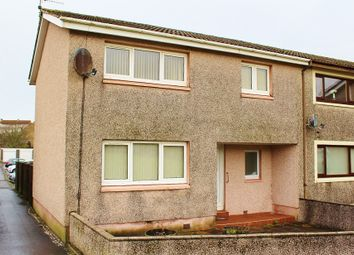 Thumbnail 3 bed end terrace house for sale in 42 St Ninian's Avenue, Stranraer