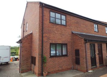Thumbnail 1 bed flat to rent in Warren Close, Gainsborough