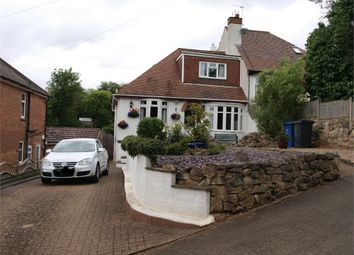 Thumbnail 3 bed semi-detached bungalow for sale in Reservoir Road, Burton-On-Trent, Staffordshire