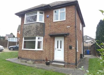Thumbnail 3 bed detached house for sale in Flamstead Road, Ilkeston, Derbyshire