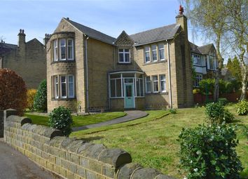 Thumbnail 4 bed detached house for sale in Cleveland Road, Edgerton, Huddersfield