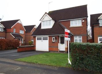Thumbnail 3 bed detached house for sale in Lole Close, Longford, Coventry, West Midlands