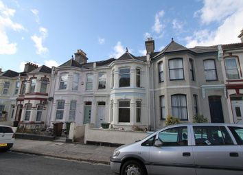 Thumbnail 5 bed terraced house to rent in Pasley Street, Stoke, Plymouth