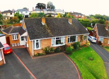 Thumbnail 3 bed semi-detached bungalow for sale in Essex Gardens, Wollaston, Stourbridge