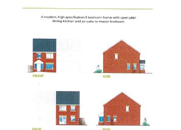 Thumbnail 3 bed semi-detached house for sale in Plot 4, Holywell, Wincobank, Sheffield