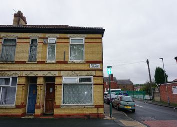 Thumbnail 2 bed terraced house for sale in Stovell Avenue, Longsight