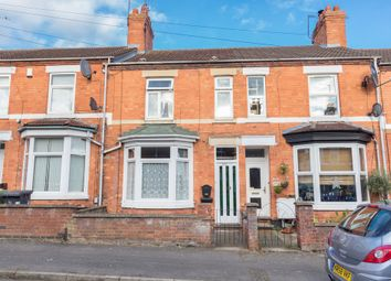 Thumbnail 3 bed terraced house for sale in Alexandra Road, Wellingborough