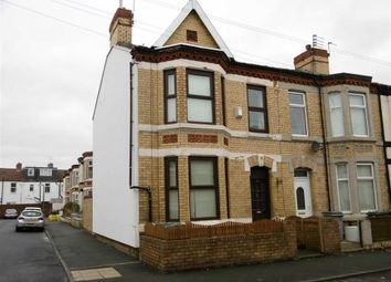 Thumbnail 3 bed terraced house for sale in Kenilworth Road, Wallasey, Wirral