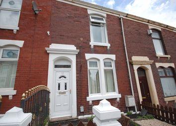 Thumbnail 2 bed terraced house for sale in Azalea Road, Blackburn