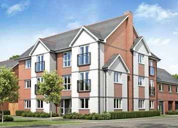 "Thumbnail 2 bedroom flat for sale in ""Highgate"" at Hyde End Road, Spencers Wood, Reading"