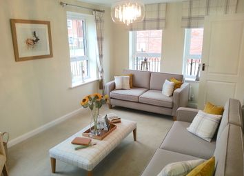 Thumbnail 3 bed semi-detached house to rent in Longford Park, Bodicote