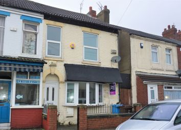 Thumbnail 3 bed terraced house for sale in New Bridge Road, Hull