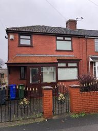 Thumbnail 3 bedroom semi-detached house to rent in Ashdale Crescent, Droylsden, Manchester