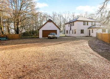 Thumbnail 5 bed detached house for sale in Castle Road, Farley Hill, Reading, Berkshire