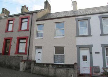 Thumbnail 3 bed terraced house to rent in Marcus Street, Caernarfon, Gwynedd