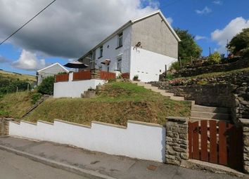 Thumbnail 3 bed semi-detached house to rent in Heol Llwynffynon, Llangeinor, Bridgend