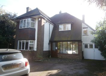 Thumbnail 4 bed detached house for sale in Rosemary Hill Road, Sutton Coldfield