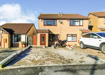 Thumbnail 2 bed semi-detached house for sale in Churchfields, Barry