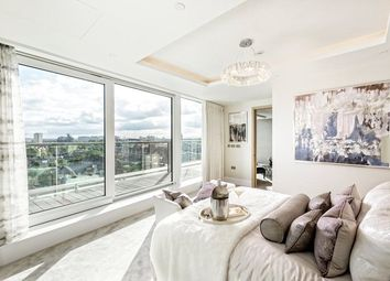 Thumbnail 2 bed flat for sale in Benson House, 375 Kensington High Street, Kensington, London