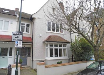 Thumbnail 3 bed terraced house to rent in Clavering Avenue, Barnes