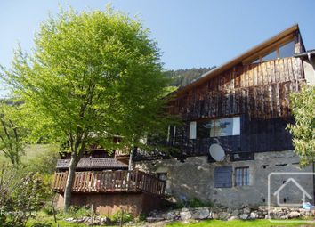 Thumbnail 3 bed chalet for sale in Taninges, Haute Savoie, France, 74340