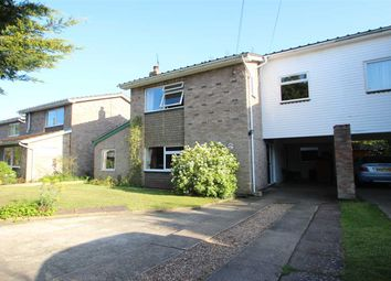 Thumbnail 4 bed link-detached house for sale in Wivenhoe Road, Alresford, Colchester