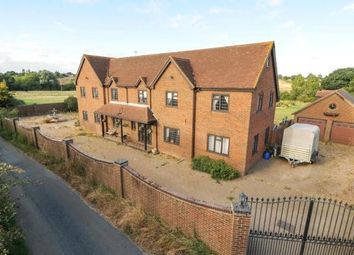 Thumbnail 5 bedroom detached house for sale in Mutton Row, Stanford Rivers, Ongar, Essex