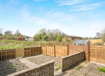 3 bed terraced house for sale in Goodeaves Close, Coleford, Radstock BA3