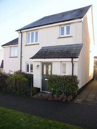 Thumbnail Terraced house to rent in Chapel Park, Spreyton, Crediton