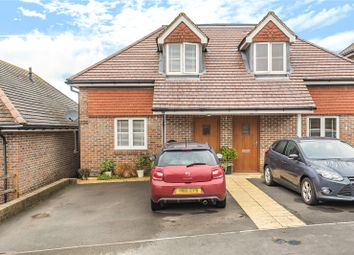 Thumbnail 3 bed semi-detached house for sale in Freshwater Terrace, Winston Rise, Four Marks, Alton