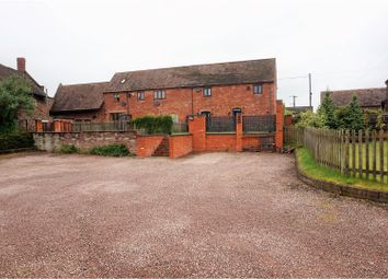Thumbnail 3 bed barn conversion for sale in Menith Wood, Worcester