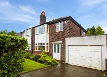 Thumbnail 3 bed semi-detached house for sale in Blandford Avenue, Worsley, Manchester
