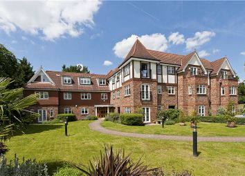 Thumbnail 2 bed flat for sale in Portmore Park Road, Weybridge, Surrey