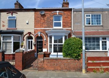Thumbnail 3 bed terraced house to rent in Bursar Street, Cleethorpes