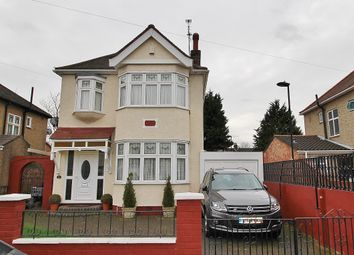 Thumbnail 3 bed detached house for sale in Cowland Avenue, Ponders End, Enfield