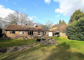 Thumbnail 3 bed detached bungalow for sale in Coombe Lane West, Coombe, Kingston Upon Thames