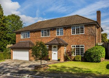 Thumbnail 5 bed detached house for sale in The Maples, Banstead