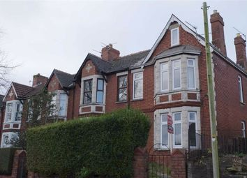 Thumbnail 3 bed flat for sale in Romilly Road, Barry, Vale Of Glamorgan