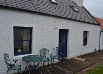 Thumbnail 3 bed terraced house to rent in Seatown, Cullen, Buckie