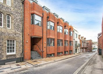 Thumbnail 2 bed flat to rent in St Clement Street, Winchester, Hampshire