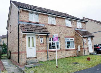 Thumbnail 3 bed semi-detached house for sale in Lamlash Place, Lindsayfield, East Kilbride