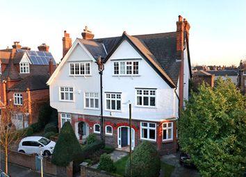 Thumbnail 5 bedroom semi-detached house for sale in Lancaster Road, Wimbledon Village