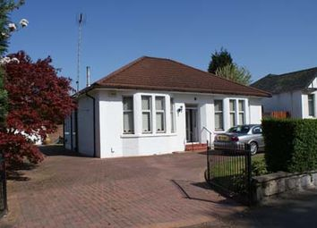 Thumbnail 2 bed bungalow to rent in Yokermill Road, Knightswood