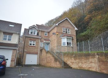 4 bed detached house for sale in 41 Cae Canol, Baglan, Port Talbot. SA12