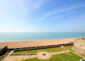 Thumbnail 2 bed flat for sale in Castle Road, Sandgate