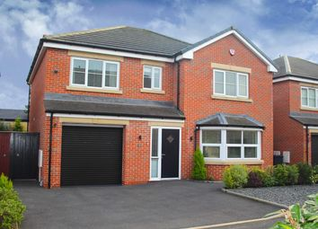 Thumbnail 4 bed detached house for sale in Holywell Gardens, Birkdale