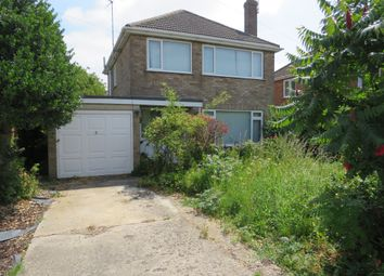 Thumbnail 3 bed detached house for sale in Wrights Lane, Sutton Bridge, Spalding