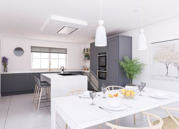 Thumbnail 4 bed detached house for sale in Amberley Gardens, Kingsteignton, Newton Abbot