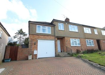Thumbnail 4 bed property to rent in Garratts Road, Bushey
